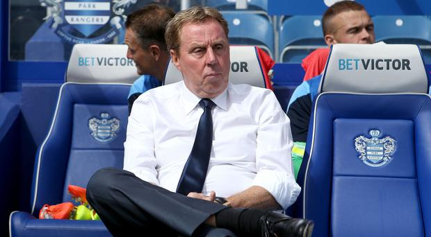 Harry Redknapp aims to splash the cash again in January