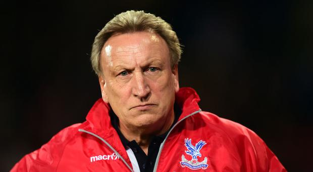 Neil Warnock's Crystal Palace are 17th in the Premier League with two wins from 11 games