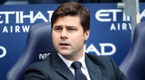 Spurs boss Mauricio Pochettino
