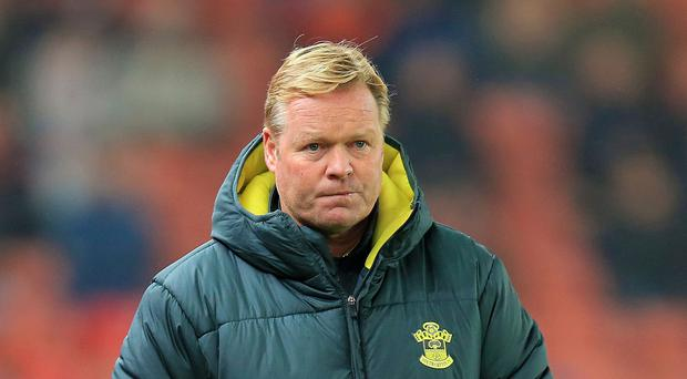 Ronald Koeman has criticised the congested Christmas fixture programme