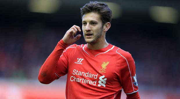 Adam Lallana has urged Liverpool to pull together