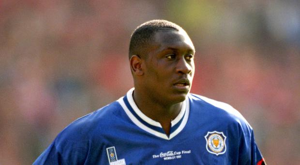 Emile Heskey scored 46 goals for Leicester