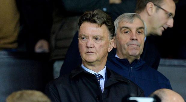 Louis van Gaal has warned striker Robin van Persie he will have to fight for his place as the Manchester United manager prepares to welcome Radamel Falcao back to his squad.