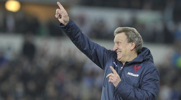 Neil Warnock is unconcerned by Villa's troubles