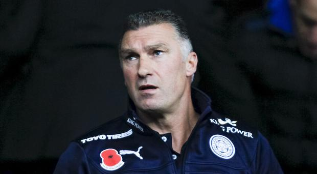 Leicester manager Nigel Pearson is remaining upbeat