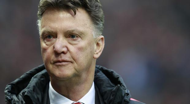 Manchester United manager Louis van Gaal is wary of Stoke