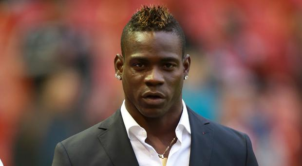 Mario Balotelli could be facing an FA investigation for comments made on social media
