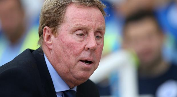 Queens Park Rangers manager Harry Redknapp is pleased with the spirit in the squad