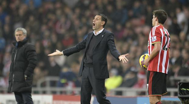 Gus Poyet is convinced Sunderland can beat Manchester City on Wearside once again