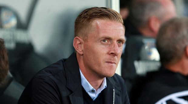 Garry Monk was delighted with his players after their win over QPR