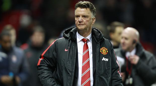 Manchester United manager Louis van Gaal felt his side were worthy winners