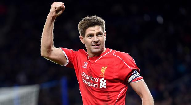 Steven Gerrard was key for Liverpool at Leicester