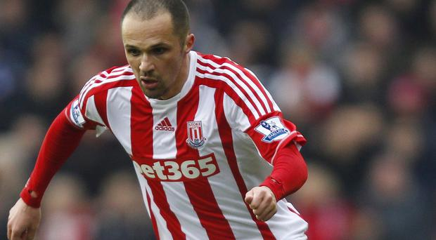 Former Stoke winger Matthew Etherington has hung up his boots