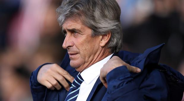 Manuel Pellegrini believes his side's performance proved they were back to the form which swept them to their second title last season
