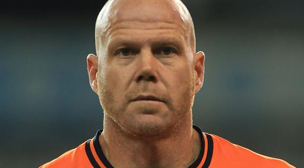 Brad Friedel, pictured, has denied Tim Howard's claim that he tried to block the current Everton keeper's first move to the Premier League