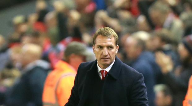 Liverpool manager Brendan Rodgers wants to finish 2014 off in style