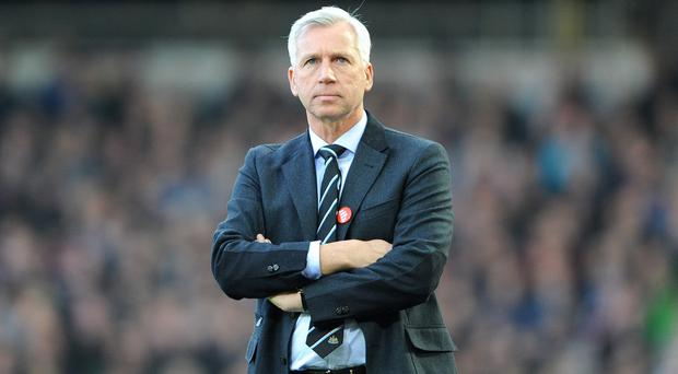Alan Pardew's side have lost just one of their previous nine fixtures