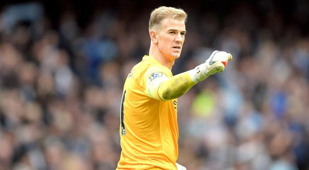 Manchester City goalkeeper Joe Hart is expected to sign a new contract at the club imminently