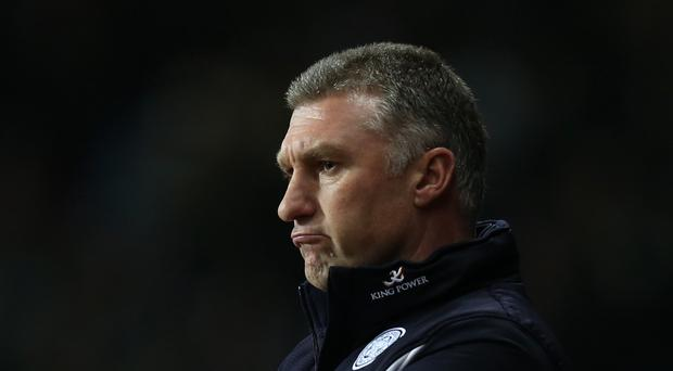 Leicester manager Nigel Pearson is determined to turn the club's fortunes around