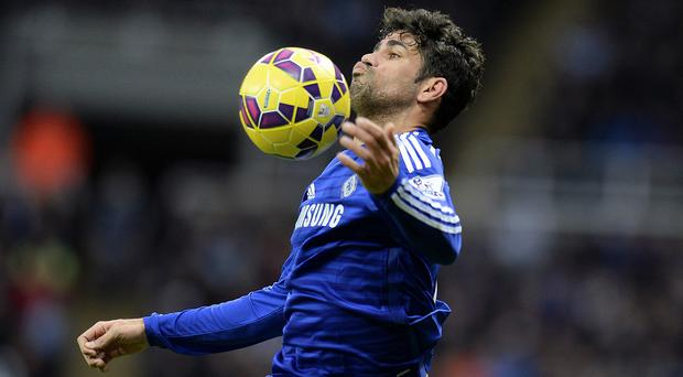 The goals have dried up for Diego Costa of late