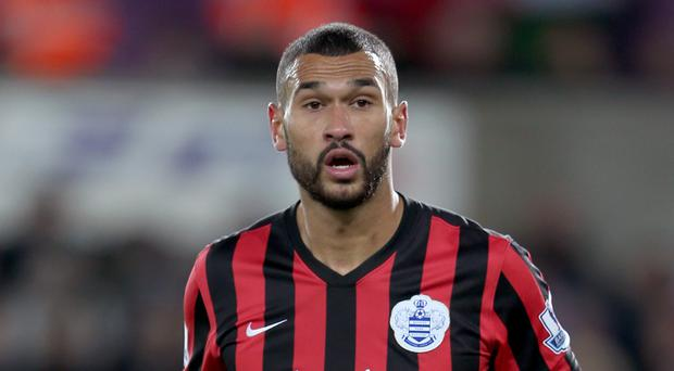 QPR defender Steven Caulker required hospital treatment for a cut to his head