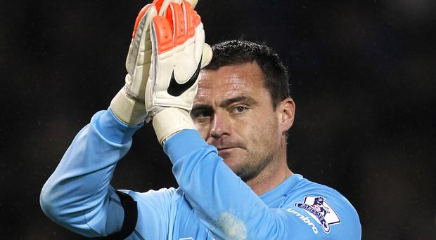 Hull goalkeeper Steve Harper is undecided about his future