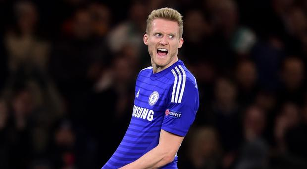 Andre Schurrle has dismissed the suggestion he could leave Chelsea in the January transfer window