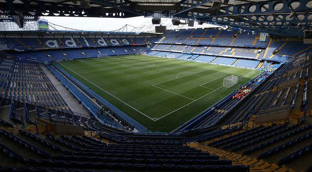Chelsea, who play at Stamford Bridge, pictured, have become the first Premier League club to adopt the living wage