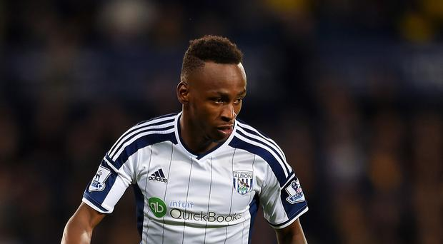Saido Berahino is not for sale, according to West Brom coach Alan Irvine