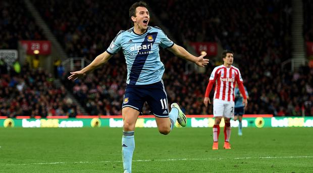 West Ham's Stewart Downing has a new lease of life at Upton Park