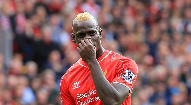 Liverpool's Mario Balotelli has not requested a personal hearing over his FA charge