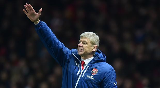 Arsene Wenger is 'grateful' for the fans' support following Arsenal's win over Newcastle