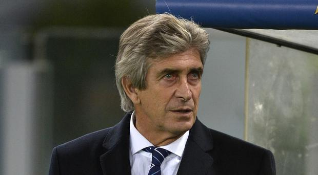 Injuries have been a real problem for Manuel Pellegrini this season