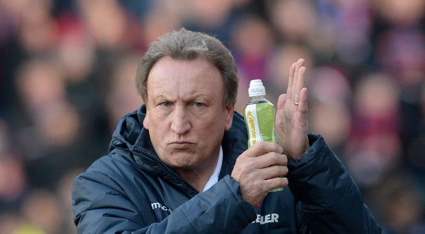 Neil Warnock is not anticipating a relegation scrap