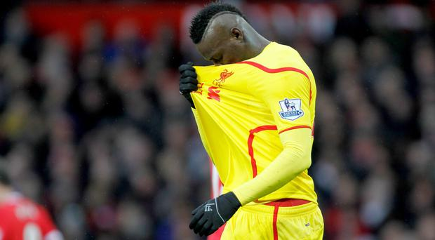 Mario Balotellli has struggled since moving to Anfield at the end of the summer transfer window
