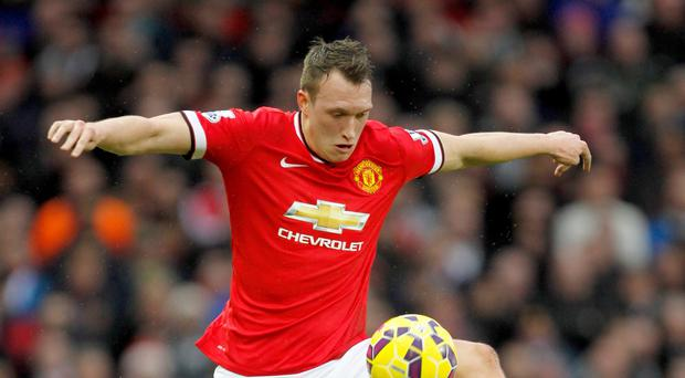 Phil Jones hopes his run of bad luck with injuries is coming to an end