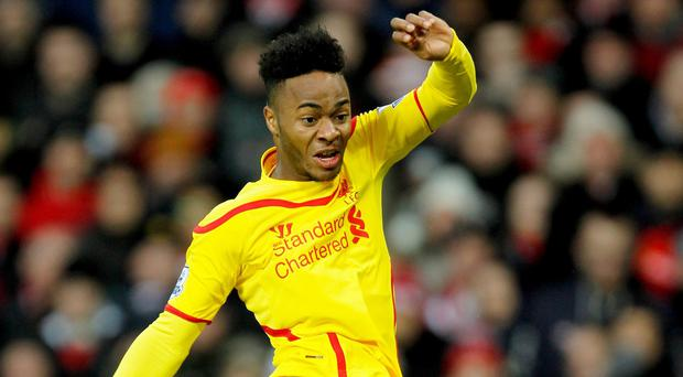 Liverpool's Raheem Sterling has attracted the interest of Bayern Munich