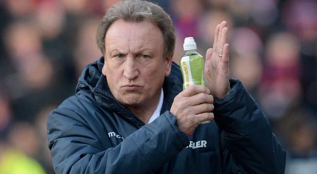 Neil Warnock has said his Crystal Palace side will play without fear at Manchester City