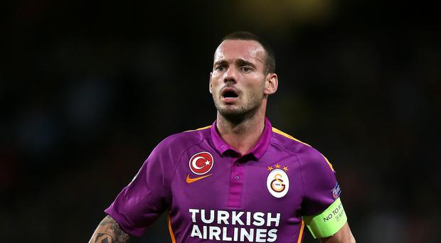 Galatasaray midfielder Wesley Sneijder will not be moving to Southampton, sources have said