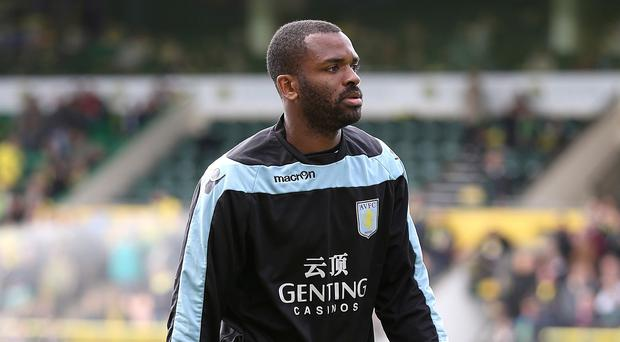 Aston Villa's Darren Bent had two cars stolen from his home near Birmingham