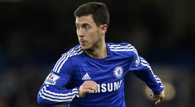 Eden Hazard is on the brink of signing a lucrative new deal at Chelsea