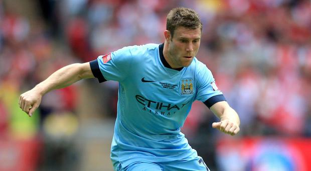 James Milner is enjoying a good season for the Premier League champions
