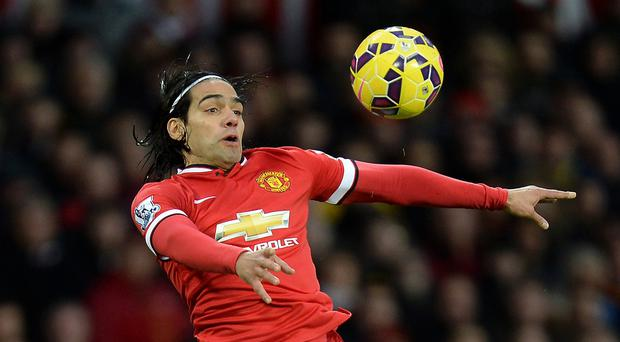 Radamel Falcao needs to play more games to earn a permanet move to Manchester United