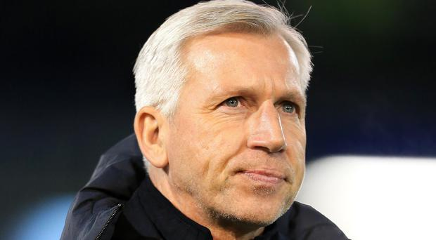 Alan Pardew does not want his side to get carried away