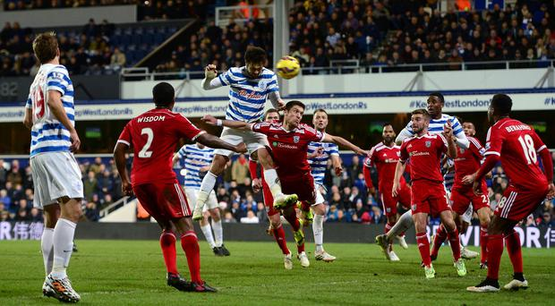 Charlie Austin heads in his third as QPR fought back to beat West Brom