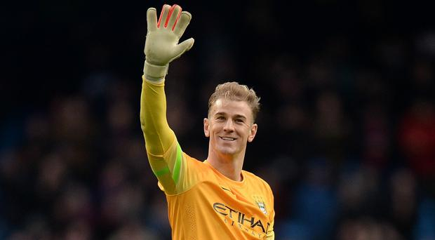 Joe Hart is determined to ensure Manchester City do not lose ground on Chelsea in the title race over Christmas