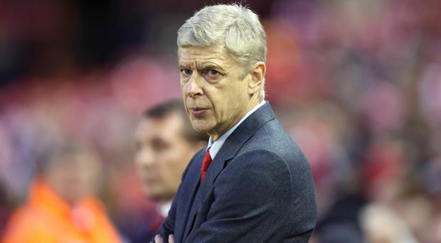 Arsene Wenger expects Arsenal to finish the season strongly