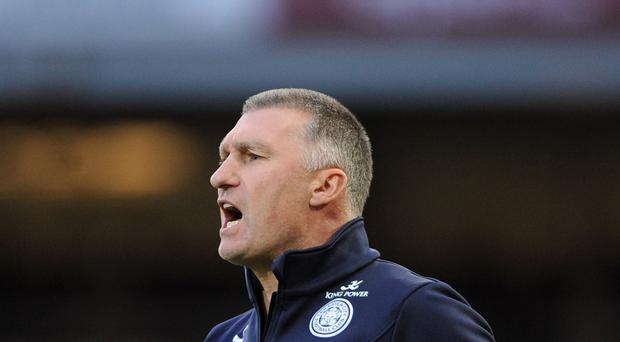 Boss Nigel Pearson will watch Leicester's game with Tottenham on Boxing Day from the stands