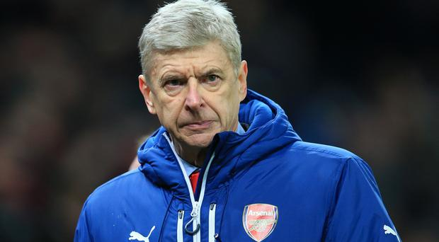 Arsene Wenger wants action taken against players who dive
