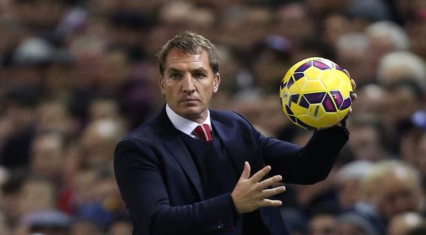 Liverpool manager Brendan Rodgers was pleased with the way his side ground out victory at Burnley